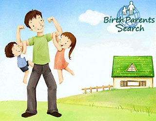 we help to find birth father