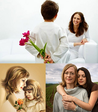 we'll help to find birth mother and relatives