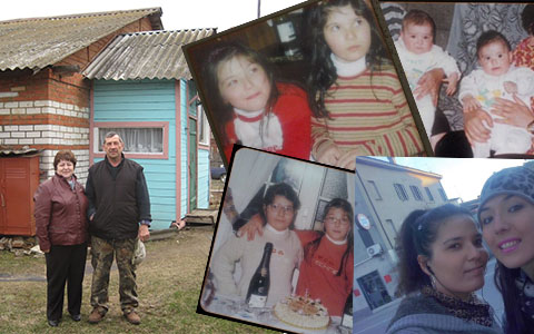 Looking for birth parents and relatives in Russia for Galina from Italy