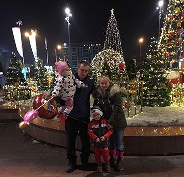 meeting birth parents, siblings in Kazakhstan